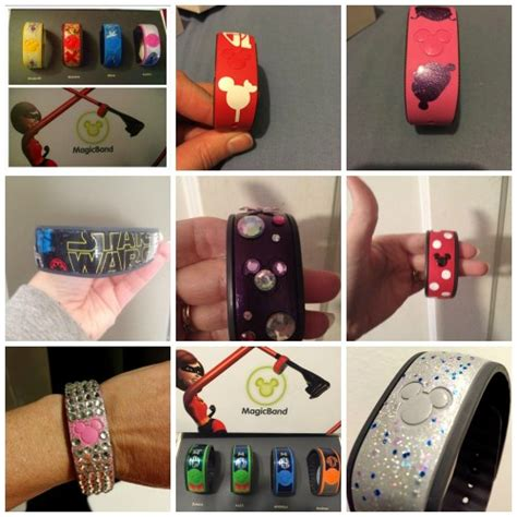 Decorating Magic Bands by Decorating Magicbands Couponing To Disney