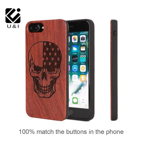 u i brand luxury wooden for iphone 6 6s 6plus 6s plus 7 7 plus great feeling touching