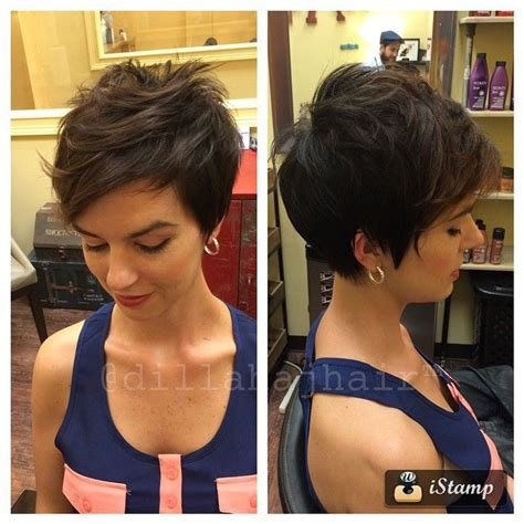 wife haircut 461 best images about short hair on pinterest