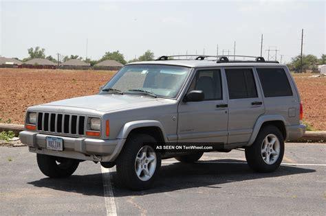 2001 Jeep Xj 2001 Jeep Xj 60th Anniversary Edition