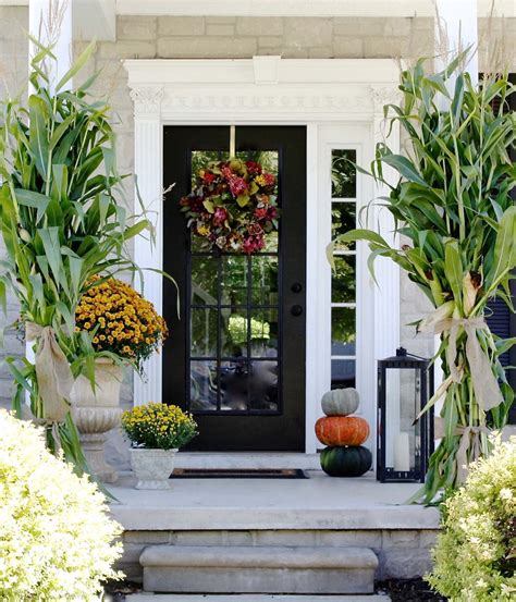 Fall Garden Decorating Ideas 46 Of The Coziest Ways To Decorate Your Outdoor Spaces For Fall