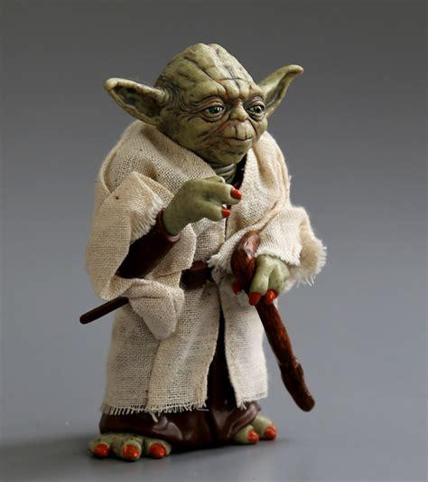 figure yoda wars master yoda figure