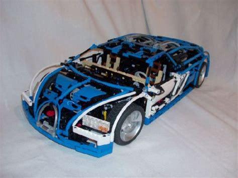 lego bugatti veyron sport cool lego bugatti veyron sport car