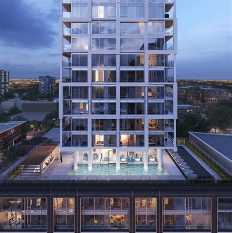New Home Construction Floor Plans Downtown 55 Condos East 55 Condos Adelaide St Amp Ontario