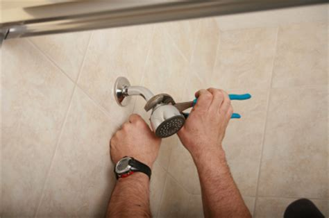 maintenance tip remove mineral deposits from shower heads