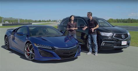 acura supercar avengers do the acura nsx and mdx have anything in common
