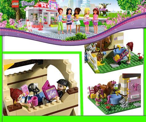 Ready Lego 3189 Friends Heartlake Stables Diskon new lego friends 3189 stable katharina heartlake stables bnisb ebay