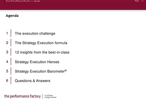 Mba Strategy Class by Strategy Execution Vlerick Mba Course Lecture