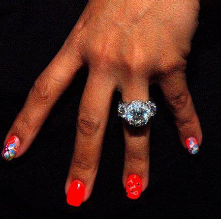 Tiny's wedding ring   DIAMONDS R FOREVER?   Pinterest