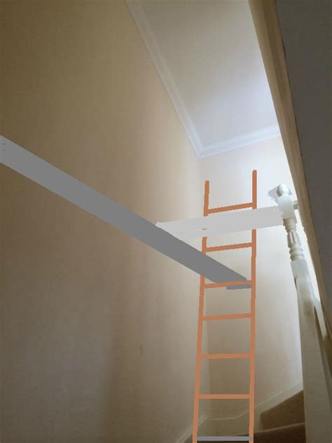 How To Paint The Ceiling by Painting How Do I Safely Paint The Walls And Ceiling In