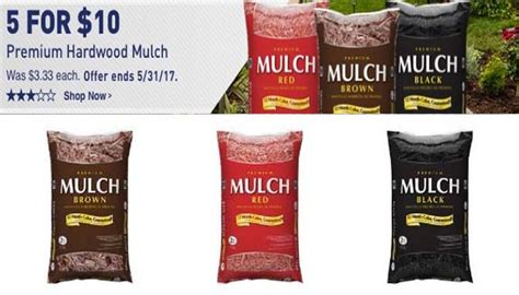 Lowes Or Home Depot Mulch Best Deal For Mulch 2 00 For 2 Cu Ft Coupons 4 Utah