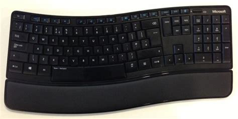 Microsoft Sculpt Comfort Keyboard by Microsoft Sculpt Comfort Keyboard For Windows 8 Review