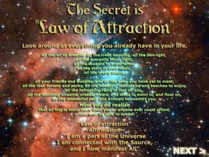 how does the law of attraction with money work the right