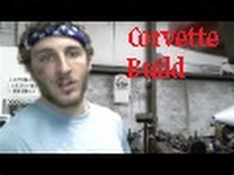 Kenny S Garage by Kenny S Garage Corvette Build Part 2
