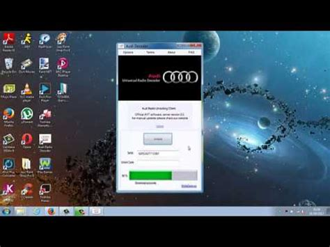 Audi Chorus Radio Code Generator by How To Get A Audi A3 Radio Code For Free