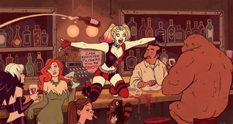 deadpool bob ross funko r harley quinn animated series in development