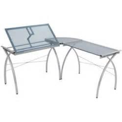 Designer Table Ls Studio Designs Futura Ls Work Center With Tilt Walmart