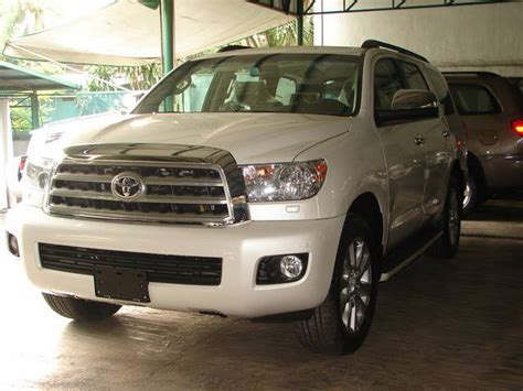 2012 Toyota Sequoia For Sale Brand New 2012 Toyota Sequoia Platinum Dubai For Sale From