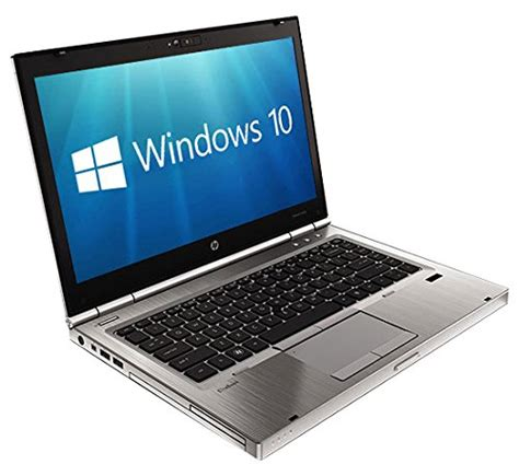 Hp Elitebook 8470p Stenlist Intel I5 Ivybridge 8gb Ram hp elitebook 8470p 14 inch notebook silver intel i5 3320m 8gb ram 256gb sdd windows 10