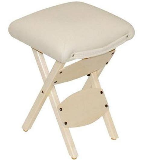 Therapist Stool by Wooden Folding Therapy Stool