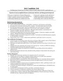 Sle Resume For Hospital Housekeeping by Cleaning Manager Cover Letter