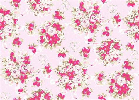 Kawai 15 Wos Blue Pink background color flowers kawaii image 3537400
