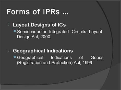 layout design integrated circuit act 2000 presentation on ip management and start ups by prof a b