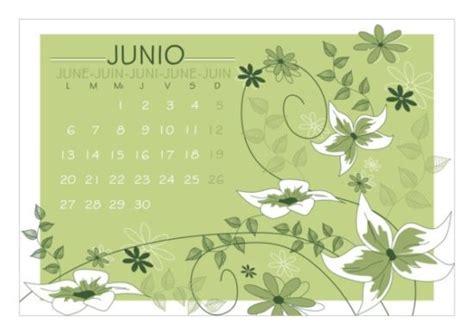 Calendario X Mes 2016 Im 225 Genes De Calendarios Mes De Junio 2016 Para Descargar E