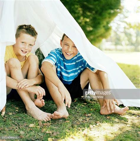 boys barefoot preteen barefoot preteen boys stock photos and pictures getty images