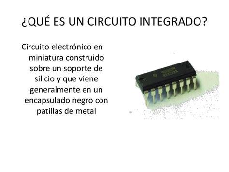 que es un capacitor integrado circuitos integrados