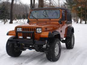 what color to paint the yj jeep wrangler yj 1987 1995