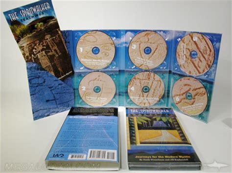 Cetak Dvd Digipak Set spiritwalker3 8pp gatefold megatall traypack aqueous slipcase 6disc diag booklet esi