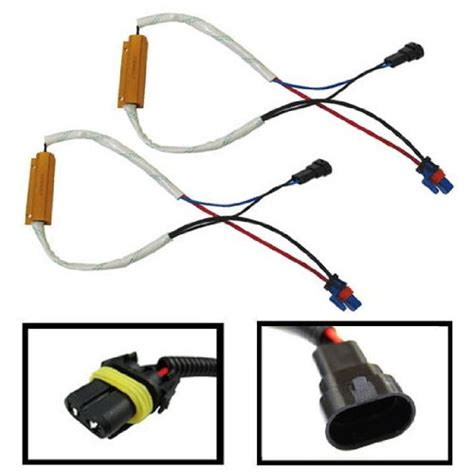 adding a resistor to led lights adding load resistors for led turn signal light bulbs