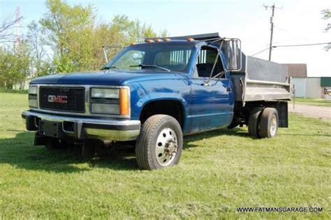 how does cars work 1993 gmc 3500 instrument cluster gmc sierra 3500 regular cab 1993 blue for sale 1gdhk34f0pe546416 1993 gmc k3500 sierra dump