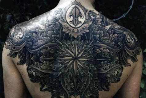 upper back tattoos men top 50 best back tattoos for ink designs and ideas