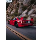 17 Best Ideas About Ferrari F40 On Pinterest  La