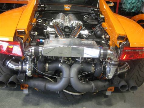 lamborghini engine turbo the twin turbo gallardo photo thread post your photos