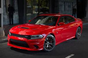 Used Dodge Charger Hellcat 2015 Dodge Charger Srt Hellcat Front Three Quarter View 5
