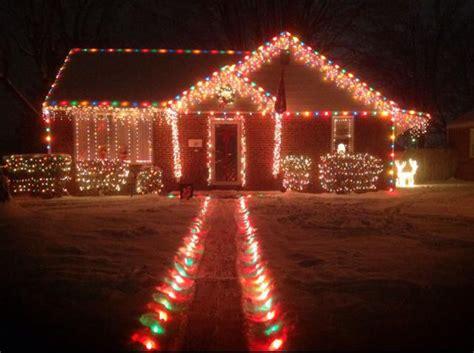 Gingerbread House Lights