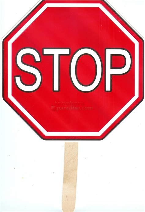 stop sign template free stop sign free traffic signs clipart free clipart graphics