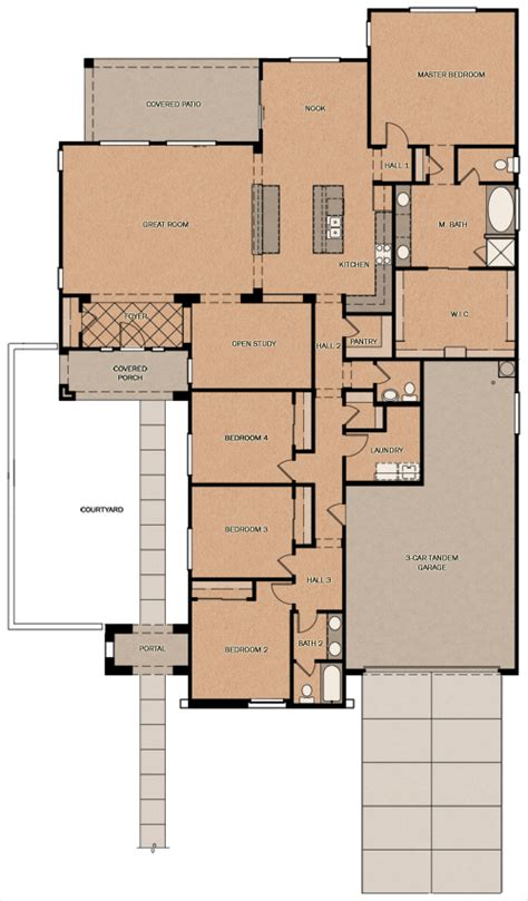 fulton homes floor plans barbados caribbean at ironwood crossing by fulton homes