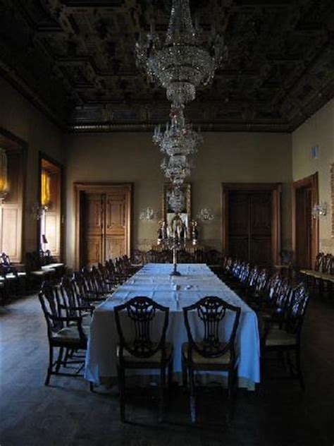 Grand Dining Room Grand Dining Room Picture Of Hvedholm Castle Faaborg Tripadvisor