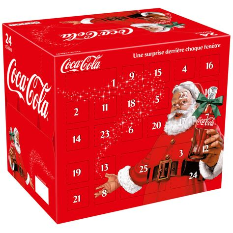 Calendrier De L Avent 2017 Kinder Coca Cola Vend Premier Calendrier De