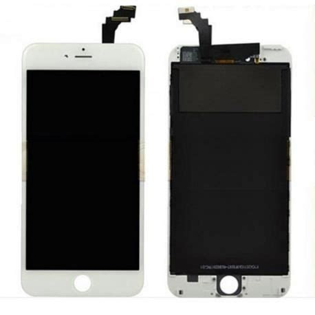 neuf 233 cran iphone 6 blanc vitre et lcd acheter sur phone