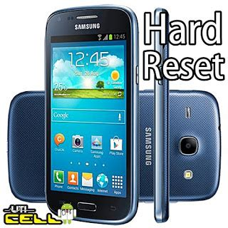reset samsung i8262 uti cell hard reset no samsung galaxy siii s3 duos gt