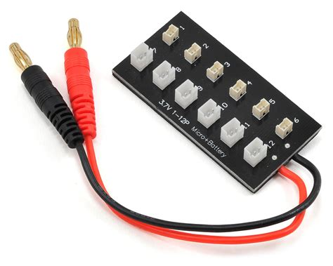 Micro Jst For 1s Charger Or Diy Battery protek rc 1s 12 battery parallel charger board ultra micro jst ph ptk 5332 charging
