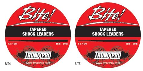 Best Seller Aguro Shock Leader 15 Lb tronixpro 5 x 15m tapered shock leaders 15lb chapmans angling