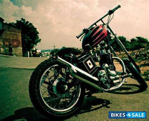 Modified Bikes In Hyderabad by Second Modified Bike In Hyderabad School Chopper