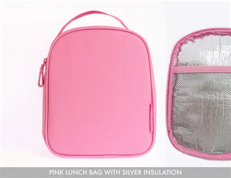 Arvita Lunch Bag Pink Butterfly butterfly lunch bag for school buy