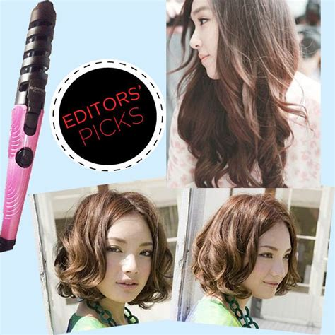 tutorial curly rambut dengan catok hairclip murah by sekarasih collections magic hair